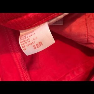 Ag Adriano Goldschmied Jeans - AG Red Stilt Jean 32